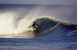 Natividad Barrels, Dude! - Baja Surf Guide