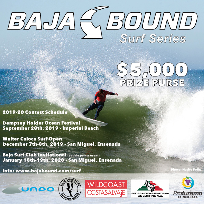Baja Bound Surf Series