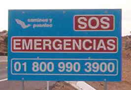 SOS / Emergencias