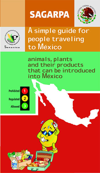 Bringing Food, Plants and Animals into Mexico