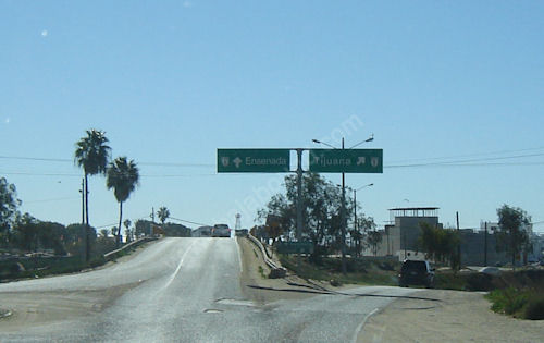Free Road to Ensenada Baja