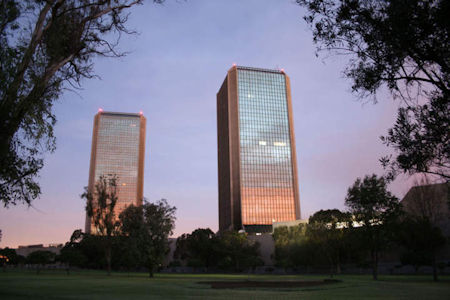 The Towers Of Tijuana