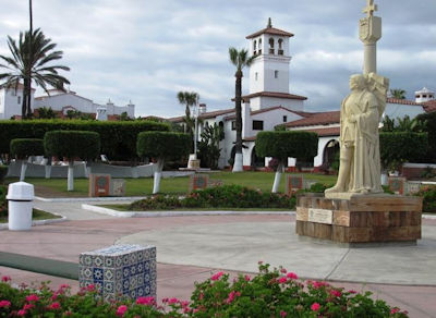 Cabrillo Statue Ensenada