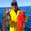 Baja fishing Tom Gatch