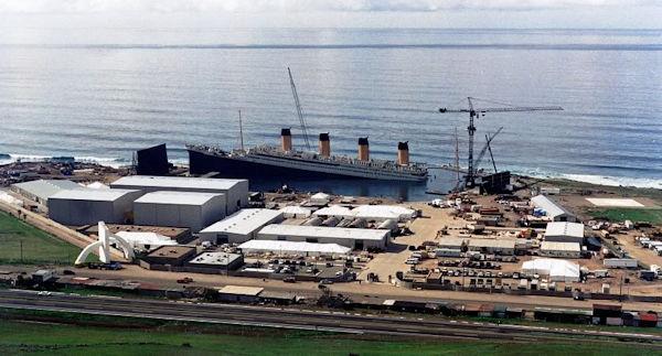 Titanic Tank Baja
