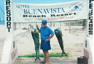 Greg Niemann Baja Fishing