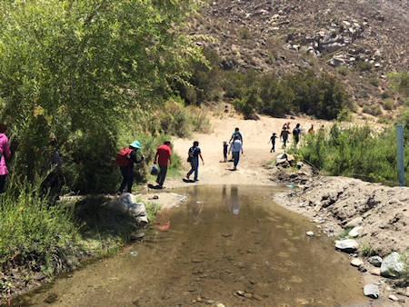 Guadalupe Valley Hikers