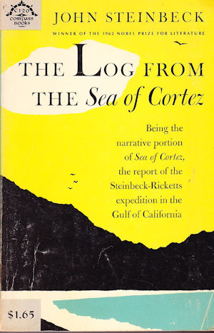 Steinbeck The Log From the Sea