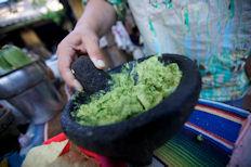 Baja Guacamole