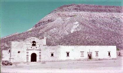 San Borja Mission Baja