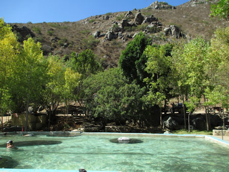 San Carlos Hot Springs Baja
