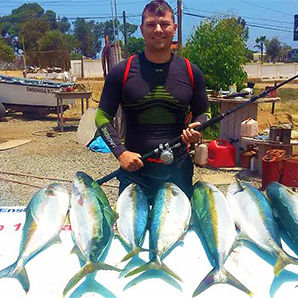 Baja Fishing Report - Summer 2015