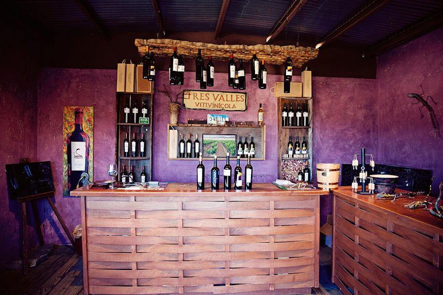 Tres Valles Winery