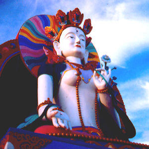 White Tara of Ensenada