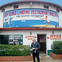 A New Look for Don Eddie's Landing