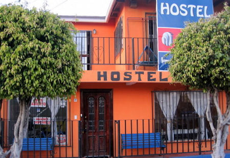 Ensenada Backpacker Hostel