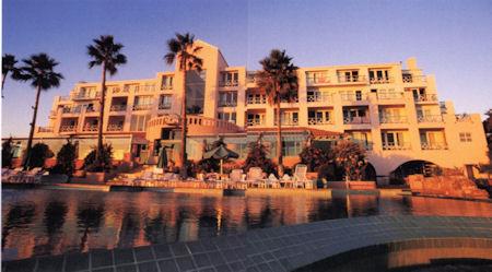 Hotel Las Rosas Gu 237 A De Hoteles Baja Bound Mexican Insurance