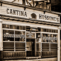 Hussong's - The Oldest Bar In Baja