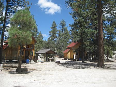 Laguna Hanson cabins