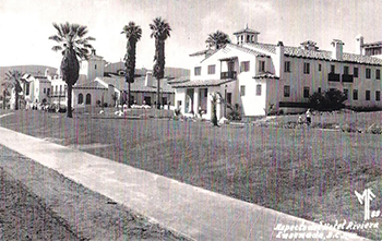 Historic Riviera Hotel In Ensenada