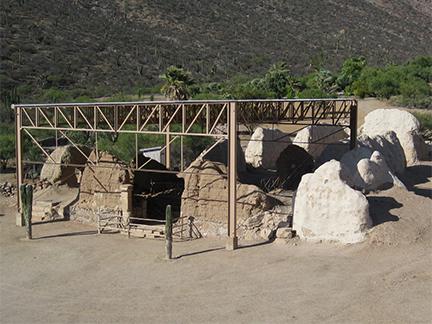 Mission San Borja Ruins