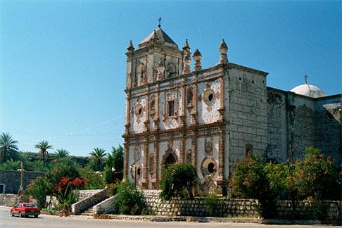 Spanish Missions of Baja