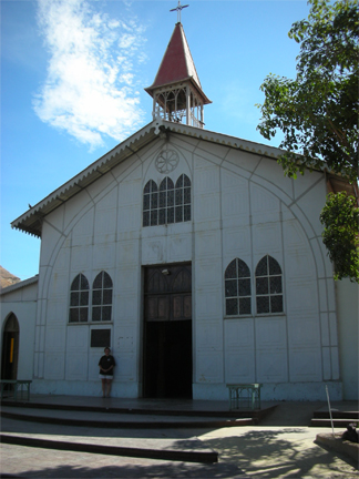 Santa Rosalia Church
