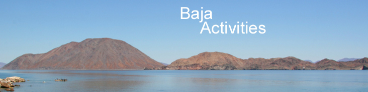 Baja and Mexico Activities Guide