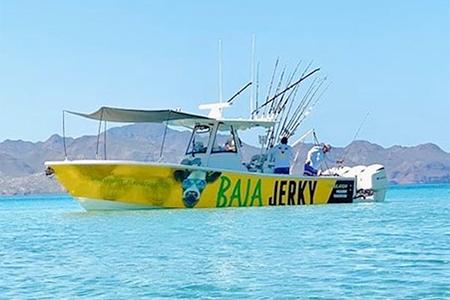 Baja Jerky Boat