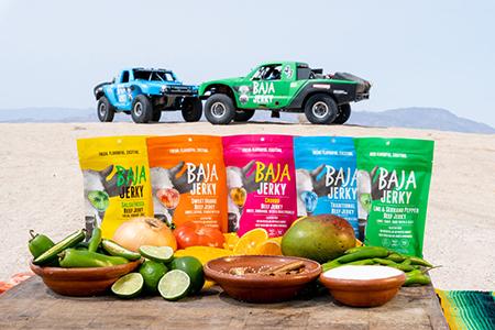 Baja Jerky Trophy Trucks