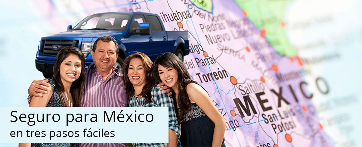 Seguros de Auto para México