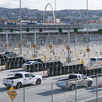 Border Crossing Update