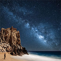Baja Dark Skies