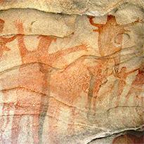Painted Cave of El Carmen
