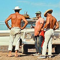 Baja Surf Safari - 1971