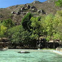 San Carlos Hot Springs